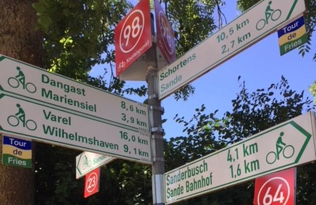 Fahrradtour Tour de Fries Ostfriesland erleben