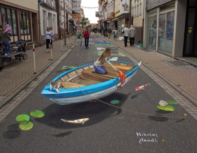 Street Art Festival Wilehlmshaven Künstler Nikolaj Arndt